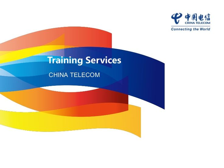 Extensive technical and leadership training and development services for Africa's Telecoms and ICT sector, from China Telecom. China Telecom are an Extensia Br…