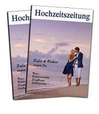 Alles, was Sie über die Gestaltung einer Hochzeitszeitung wissen müssen, finden Sie auf unseren http://www.hochzeit-extrablatt.de/index.html