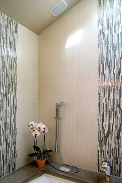 8 best images about Glass tile bathroom ideas on Pinterest