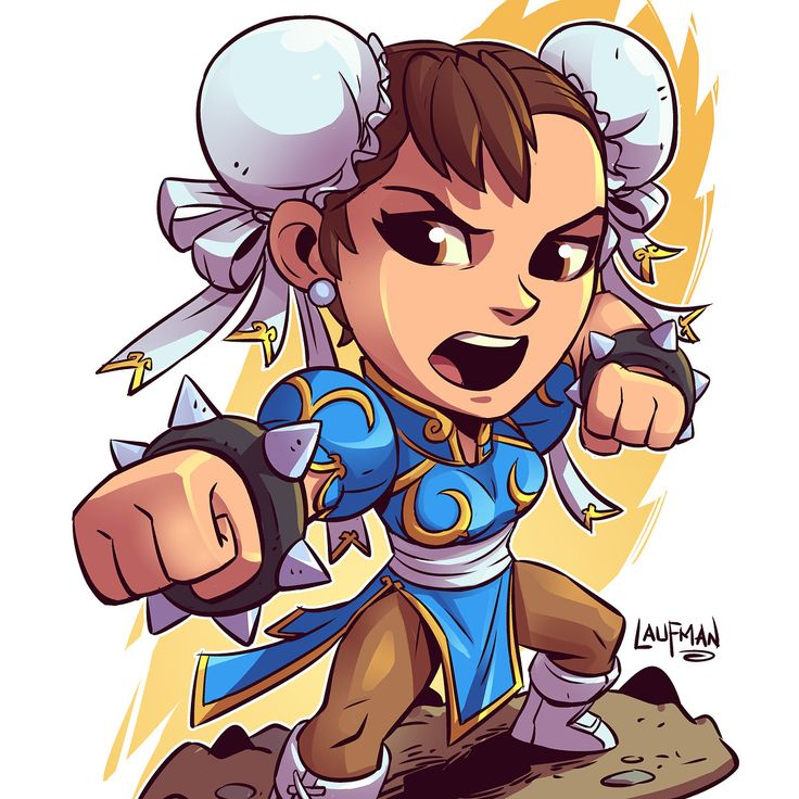 Street Fighter chibis I did a while back. Grab these prints at www.dereklaufman.com (link in my profile) #streetfighter #capcom #chunli #ken #sagat #chibi #fanart #dereklaufman