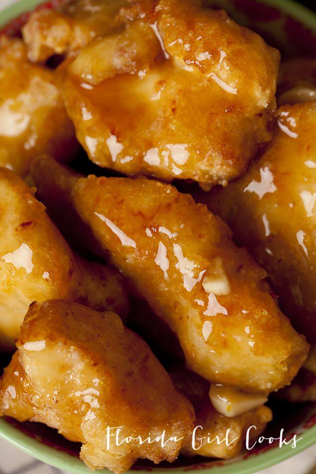 CHEESECAKE FACTORY ORANGE CHICKEN