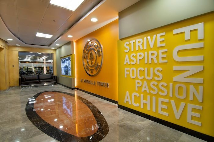Gold S Gym Turns Two In Uae Franchise Ink Pinterest Uae