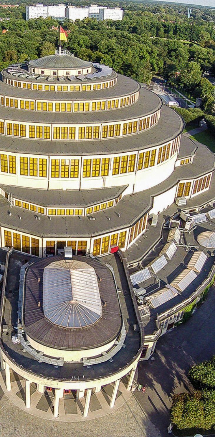 Centennial Hall - Hala Stulecia, Wroclaw, Poland
