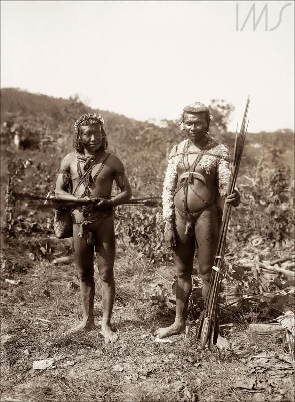 Índios no sul da Bahia Ferrez, Marc