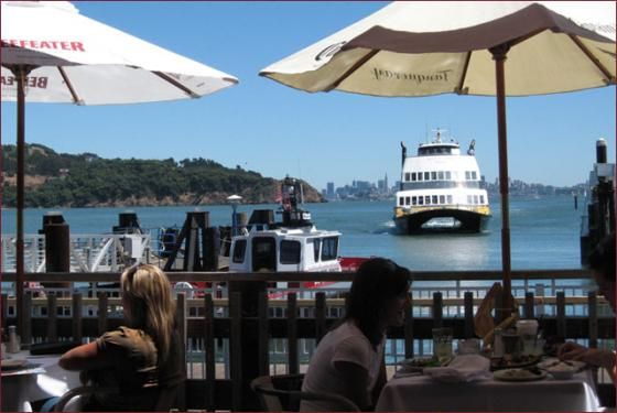 Weekend Warriors: Spend a Day in Tiburon   7x7