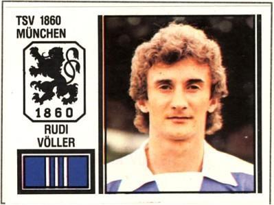 Rudi Völler · TSV 1860 München