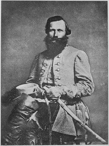 "General ""Jeb"" Stuart, Confederate States of America, 1863"