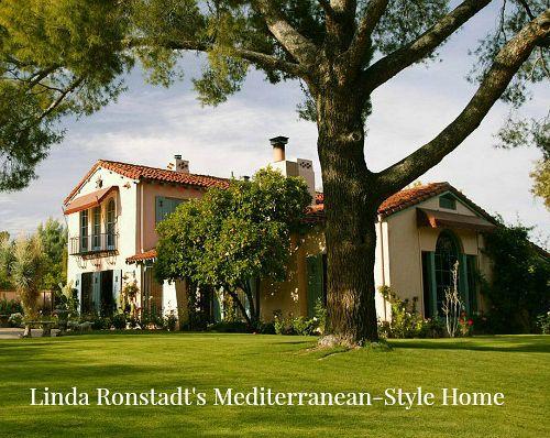 17 best images about linda ronstadt on pinterest for Mediterranean homes for sale