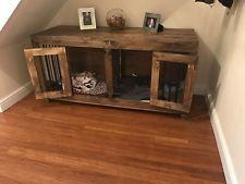 Luxury SU MISURA IN LEGNO CANILE/Crate, caffè Tabelle Mobili Casa