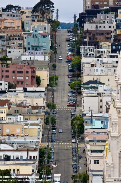 Street of San Francisco 1 by ~cantsaynotohope