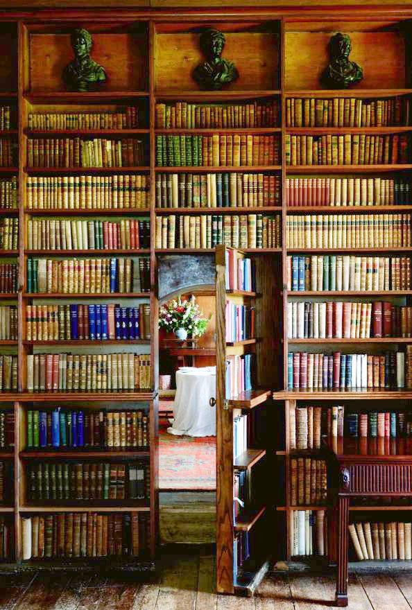 Secret Doorway Bookcase Amazing Bookcases