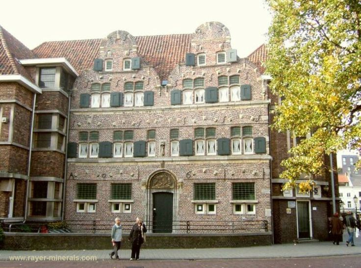 Oud mannenhuis (voorheen weeshuis) Grote Kerkstraat Venlo