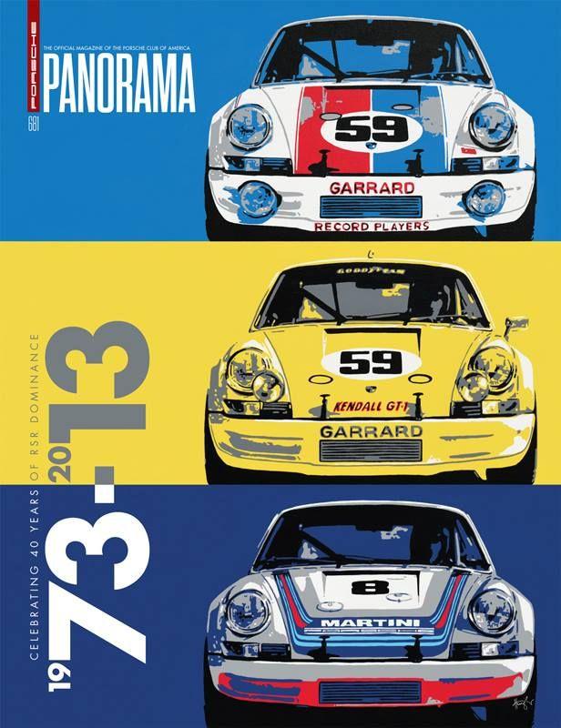 Porsche 911 Carreras RS