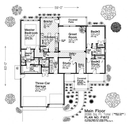 Fillmore house plan books house plans Fillmore design floor plans
