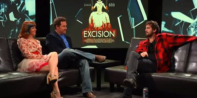 Hello all! Stacy Buchanan here with a recap on last night's episode of  Inside Horror. This week was a fascinating exploration into the world of art horror. Elric Kane and Staci Layne Wilson welcomed special guest Richard Bates Jr., director behind this years coming-of-age horror film, Excision.