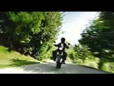 Superbike Aprilia Pegaso 650 Commercial - YouTube
