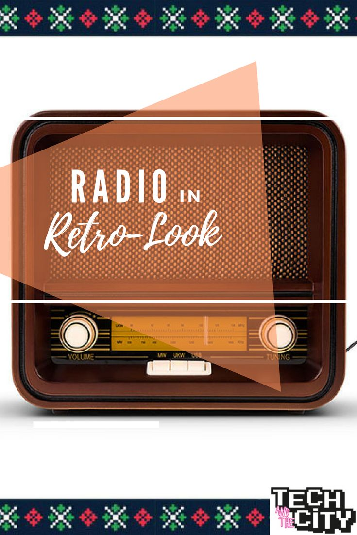 Retro-Radio von Auna. #technique #technology #gadgets #smart #digital #retro #design #decor #decoration #music #acoustic #radio #living #livingroom #livingroomideas #livingroomdecor #home #homedecor #smartphones #modern
