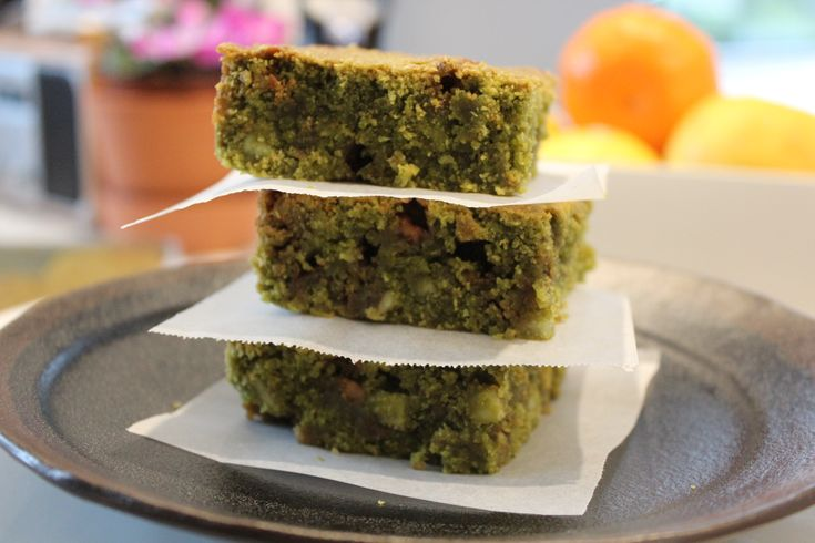 ♥ Matcha Coconut Cookie Bars // Cook Up A Passion ♥ So....Are you ready to bake this for your soul? If yes, do not forget to enjoy it with a cup of green tea. It will bring you to the relaxation that you need after a long day.♥