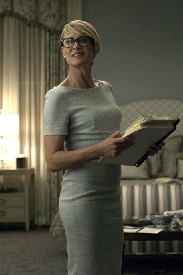 Claire Underwood in House of Cards | LookLive