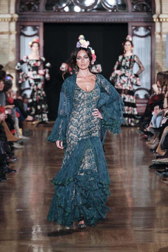 pepa garrido | flamenco fashion | trajes flamenco | fiestas flamenco flamenca | dresses for sevillanas & fiestas FLAMENCO DANCER