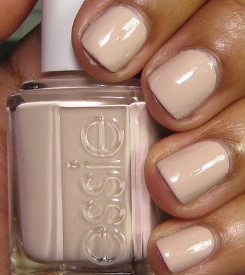 Essie - Topless & Barefoot. After YEARS of searching for the perfect nude polish - this is it!