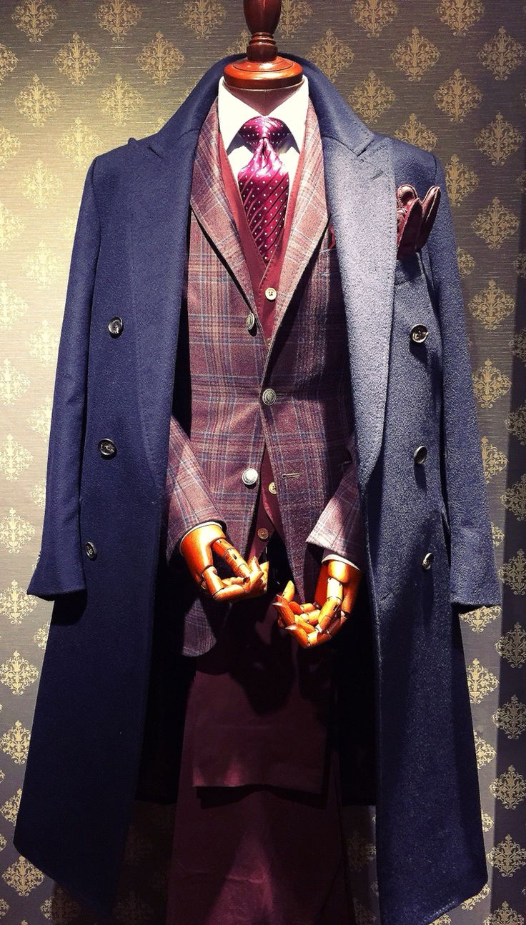 25  best ideas about Bespoke suit on Pinterest | Men's suits ...