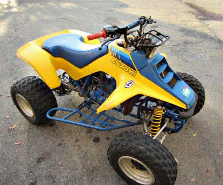 Suzuki lt 250r
