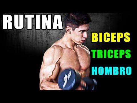 Diferente número de repeticiones para ganar fuerza y musculatura - YouTube