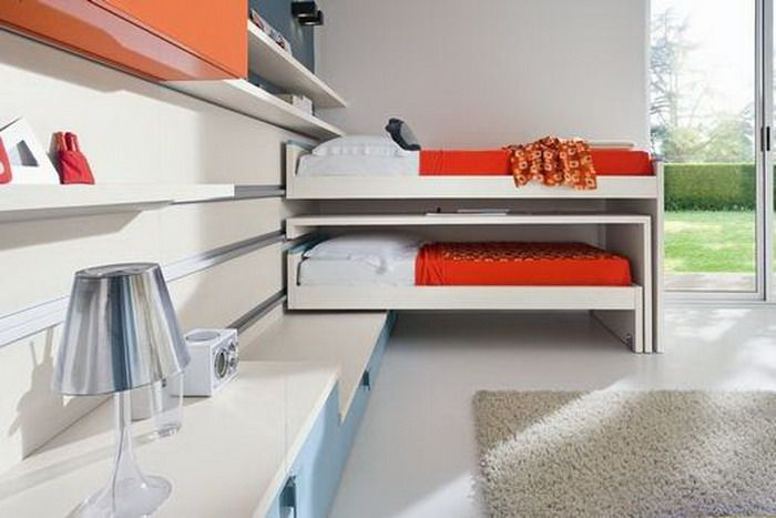 20 Best Images About Bunk Bed Ideas For A Small Room On