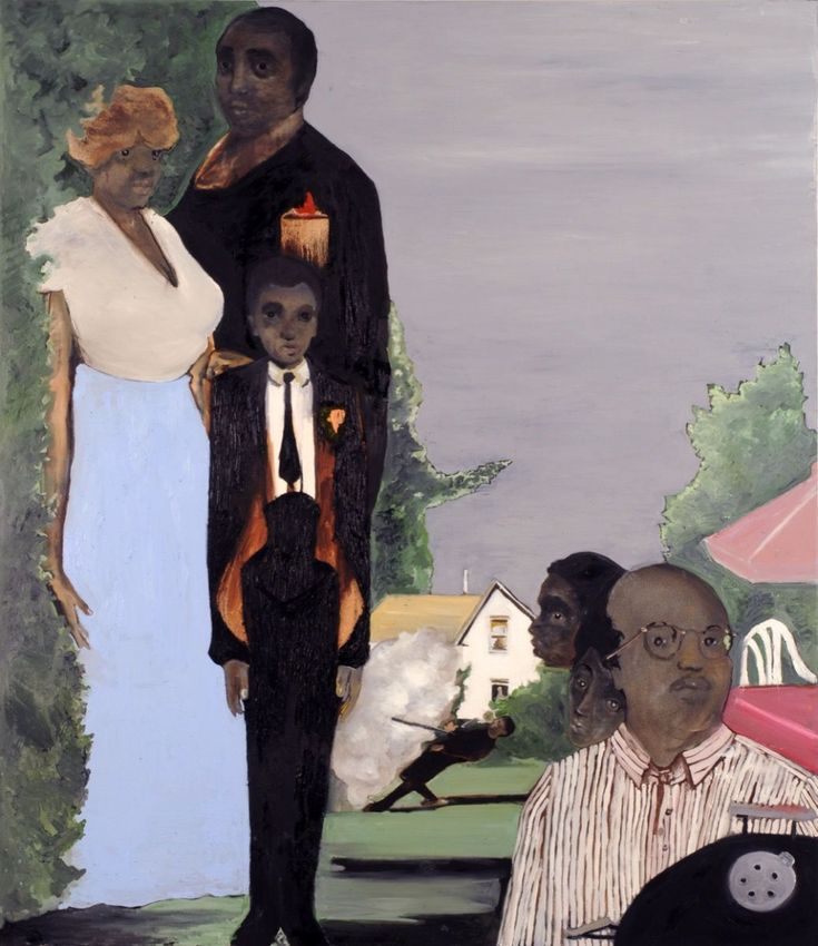 How noah davis became a powerful painter and museum