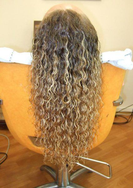 Pictures Of Spiral Perms For Long Thick Hair ...
