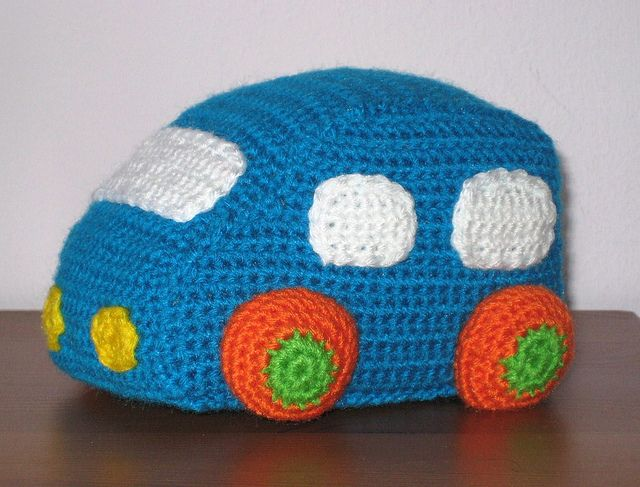 Toy Car by María Magnética, via Flickr