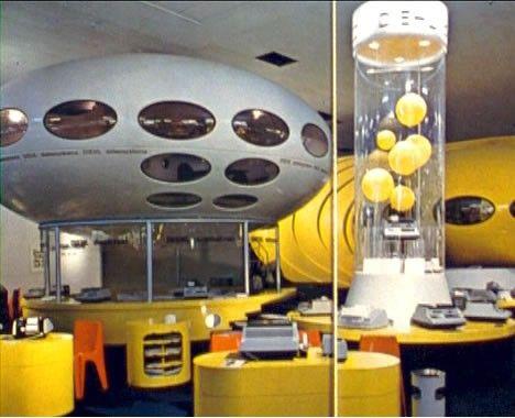 The Futuro House: Space Age Architecture Comes Home! | WebUrbanist