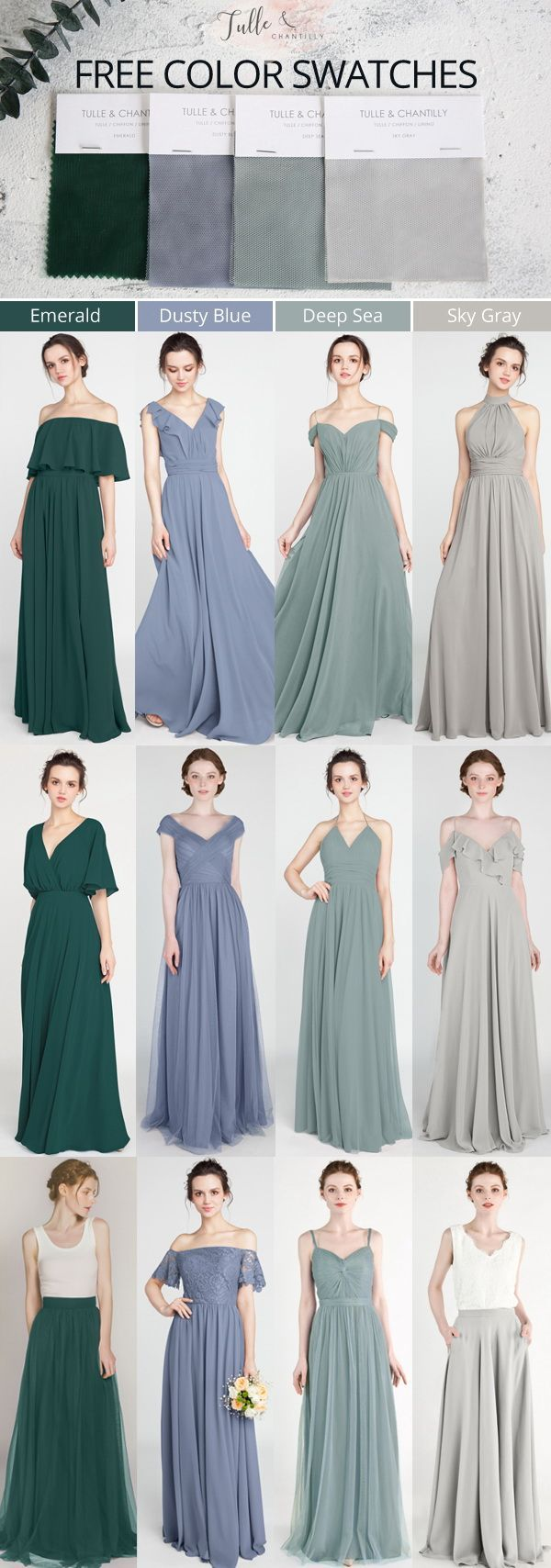Lace dress with shorts underneath september 2019 Long u Short Bridesmaid Dresses From  in Size  and  Color