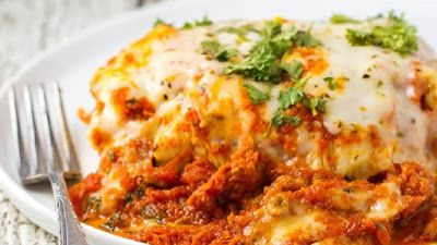Recipes Good Food: Best Lasagna