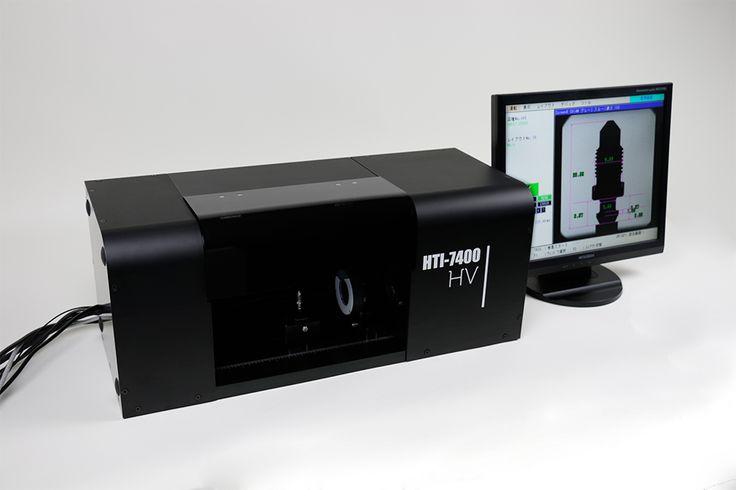 Image Inspector HTI-7400HV #Development #machine 画像検査装置!HTI-7400HV