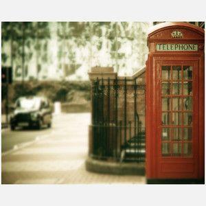 LOVE! Love, love, love. London telephone booth