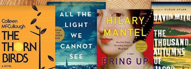 50 Essential Historical Fiction Novels
