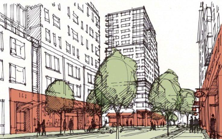 Seward Park Mixed-Use Development Project
