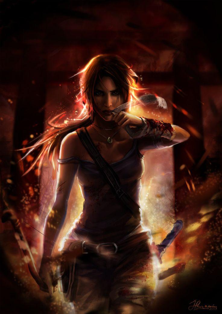 Tomb Raider contest by Haura.deviantart.com on @deviantART