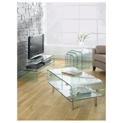 Buy Geneva Glass Tv Unit from our TV & Hi-Fi Units range - Tesco.com