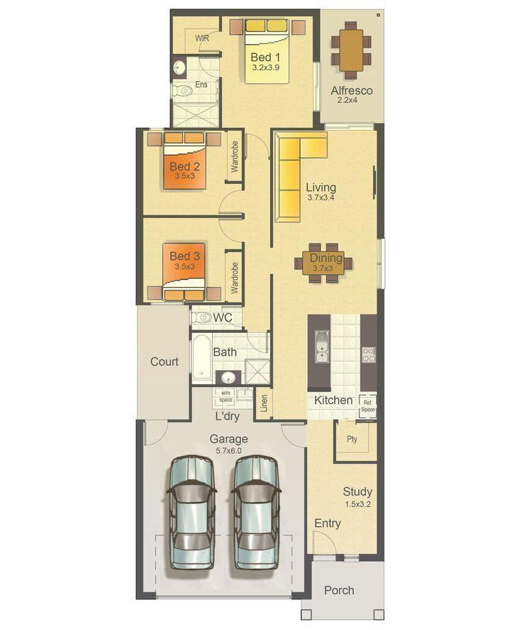 House Plan - Integrale Homes - Apollo 171