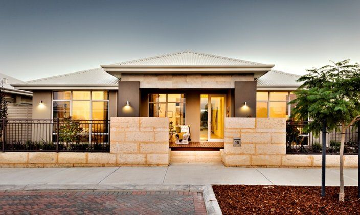 69 best homes on display images on pinterest display for Small house design melbourne