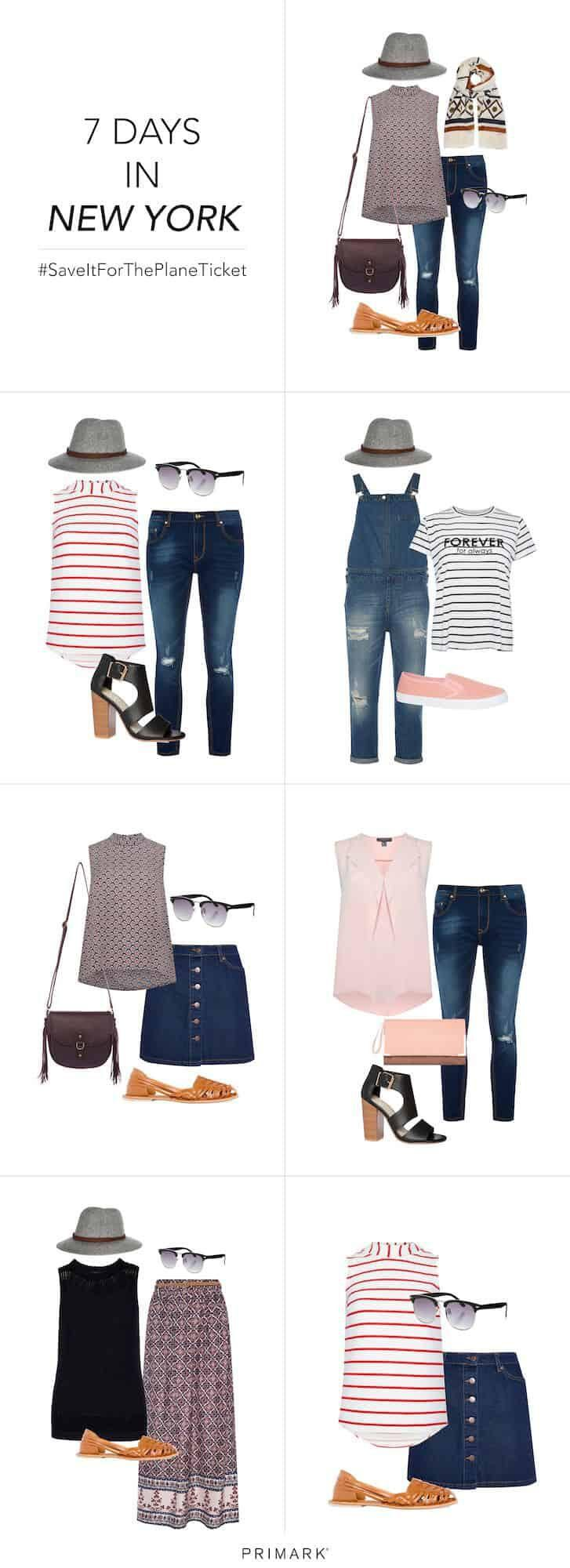 Summer vacations in New York 10 best outfits to wear