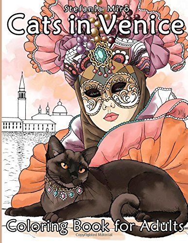 Cats in Venice: Coloring book for adults by Happy Coloring https://www.amazon.com/dp/1532927134/ref=cm_sw_r_pi_dp_g5TwxbP6P32V2