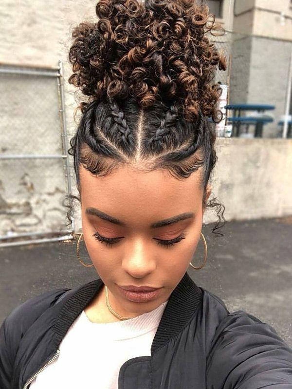 10 Best Black Hairstyles For Women Best Black Hairstyles Black Hairstyles Women New Naturliche Frisuren Hochsteckfrisur Frisur Hochgesteckt