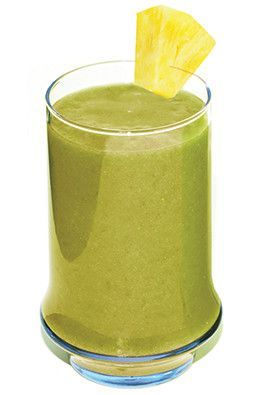 Arbonne Essentials | Pineapple Greens Ingredients: 2 scoops Arbonne Essentials…