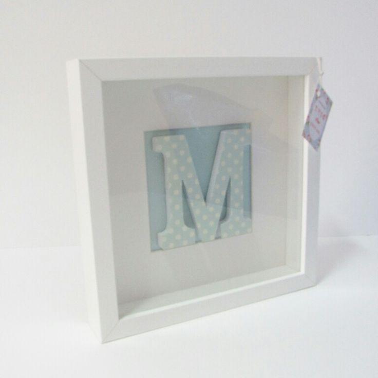 Quadro letra M