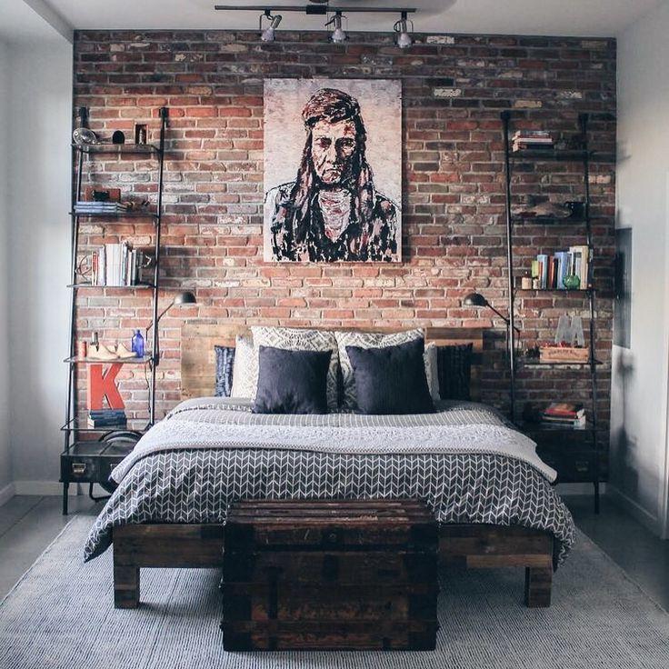 2,539 отметок «Нравится», 8 комментариев — ⠀💡LOFT INTERIOR DESIGN IDEAS (@loft_interior) в Instagram: «💡Идеальная плитка под старинный кирпич для Фасадов, Ресторанов, Баров и домашнего интерьера придаст…»