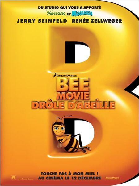 Bee movie - drôle d'abeille : Affiche Simon J. Smith, Steve Hickner